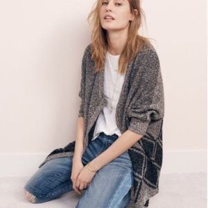 Madewell All Angels Cardigan Sweater M/L